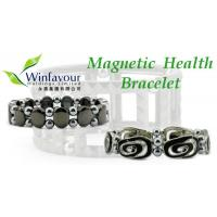 Buy cheap Alloy magnetic health bracelet product
