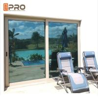 Buy cheap Balcony Sliding Glass Patio Doors Hurricane Proof Impact Aluminum Metal Frame product