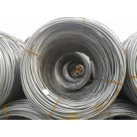 Buy cheap H08MnMoA ISO Approval Welding Wire Rod With Low Porosity Susceptibility for welding consumables product