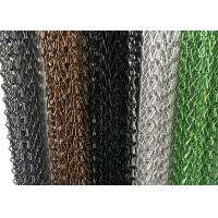 Buy cheap Hot Item DIY Aluminum Chain Link Curtain Manufacturers and Factory from wholesalers