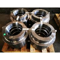 Buy cheap Non Ferrous Forged Steel Rings Hot Rolled For Food & Beverage Indutry from wholesalers
