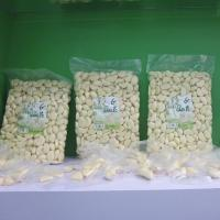 Buy cheap Chinese fresh peeled garlic, vacuum packed peeled garlic cloves product