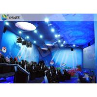 Buy cheap Cost-effective Whole Set 5D Theater System With Special Effects And Electric System product