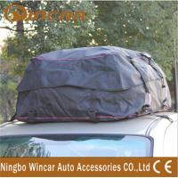 Buy cheap 1000 D Tarpaulin Roof Top Cargo storage Bag for 4x4  car / auto Travelling from Ningbo Wincar product