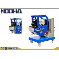 Buy cheap Cold Plate Beveling Machine For 6 -  30 Mm Thick Steel Plate V/Y Type product