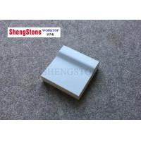 China Blue Color Chemical Resistant Countertops / Laminate Countertops Creamic Material on sale