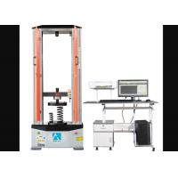 Buy cheap Computer Control Spring Universal Compression Testing Machine Strength Tensile UTM product
