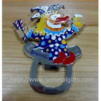 Buy cheap Designer painted bottle opener, promotional colorful painted metal bottle openers, product