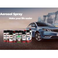 Quality Long Lasting Spray Tyre Shine Tyre Black Back of Car Care Products for sale