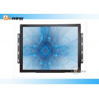 Quality infrared Open Frame Touch Screen Monitor 19 inch VGA DVI for kiosk for sale