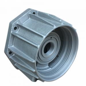 Buy cheap OEM Sand Casting Aluminum Parts , Custom Cnc Aluminum Parts Silver Color product