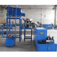 China HIGH PERFORMANCE RING SHANK COIL NAILS MACHINE WITH FAVORABLE PRICE FROM FACTORY on sale