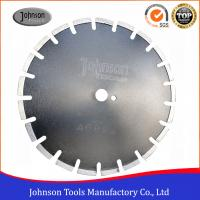 Buy cheap 350mm Laser Welded Loop Blade For Dry Cutting Asphalt With Undercut Protection product