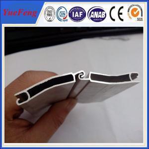 Buy cheap High quality wholesale OEM design aluminium shutters doors panel profile product