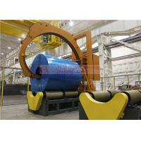 Buy cheap Super Wide Steel Coil Wrapping Machine , Easy Operation Automatic Wrapping Machine product