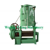 Buy cheap Traditional Soybean Screw Oil Press Machine Cottonseed Screw Oil Expeller product