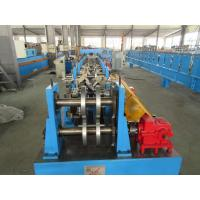 Quality Total Power 75 Kw Corrugated Iron Sheet Making Machine 1.0-3.2mm For Each Station for sale
