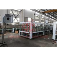 Buy cheap Plastic Bottle Beer Filling Machine With Co2 Injection System Brewery product