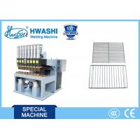 Buy cheap Multi Head CNC Wire Welding Machine , Wire Mesh Welding Machine for Chicken Cage product