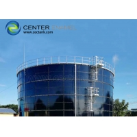 Buy cheap Water Storage Bolted Steel Tanks For Biogas Waste Water Treatment Plant product
