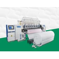 Buy cheap High Precision Computerized Industrial lock stitch multi needle quilting machine product