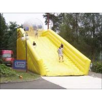 Customize Inflatable Zorb Ball Ramp for Playing