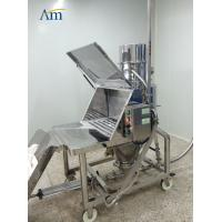 Buy cheap BDS Bag Dump Station Equipment Powder Feeding Dust Collect Vibro - Sifter from wholesalers