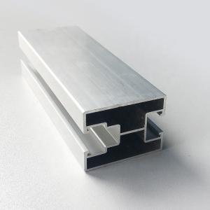Buy cheap Lead Rail Photovoltaic Solar Aluminum Profile product