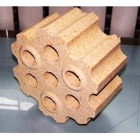 Buy cheap 7 holes checker bricks in refractory product