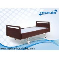 Height Adjustable The Sick Home Care Bed , Multi Purpose Nursing Bed