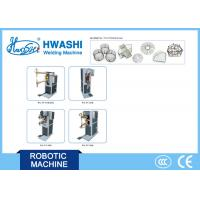 Buy cheap Hwashi Foot Pedal Spot Welding Machine 380V 35KW Easy Operating For Basket product