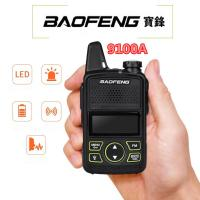 China Baofeng mini walkie talkie UHF 400-470MHz BF-9100A FM handheld transceiver on sale