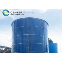 Buy cheap Glass Fused To Steel Industrial Water Tanks With AWWA D103-09 OSHA product