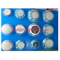 Buy cheap 14 Programmes Color Changing LED Underwater Pool Lights AC12V Plastic And SS Material With Remote Controller product
