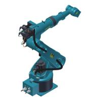 Buy cheap Remote Operation Mode Six Axis Robotic Arm For Handling / Welding product