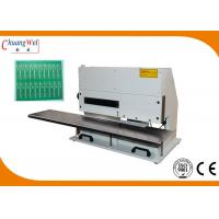 Buy cheap PCB Separattion Machine With Two Linear Blades High Speed Steel from wholesalers