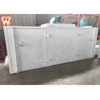 Buy cheap Stainless Steel Wire Mesh Fish Feed Drying Machine , Electric Motor Feed Pellet Dryer product