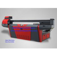Buy cheap Advertisement Wide Format UV Printer With Ricoh Industrial Print Head GEN5 product