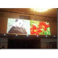 Buy cheap Indoor Full Color P6mm SMD LED Screen / Led Sign Boards High Resolution product