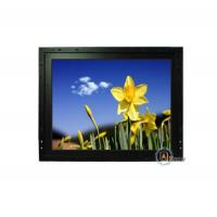 "Quality Industrial Rugged Powered 19"" Rack Mount Projected Capacitive Touch Monitor for sale"