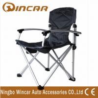 Buy cheap Aluminum folding camping chairs / collapsible chairs for camping product