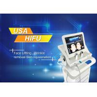 Buy cheap USA Version High Intensity Focused Ultrasound Machine for winkle removal product