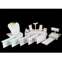 Buy cheap High End Jewelry Display Sets Busts Display Stand Custom Logo Handmade from wholesalers