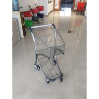 Buy cheap Q195 Low Carbon Steel Supermarket Shopping Trolley Used In Airport Free Duty from wholesalers