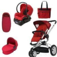 Buy cheap Quinny  Buzz 3 Complete Collection - Rebel Red product