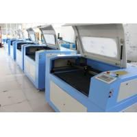 Buy cheap CO2 Tabletop Laser Engraving Machine / Cutting Machine Withi PMI Guide Way from wholesalers