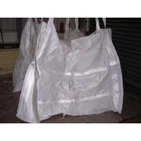 Buy cheap PP Woven pipline transportion Gravel Bulk Bag , up to 3000lbs product