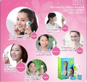 Buy cheap JPD-100N Mini Moisture Spring (Nebulizer) product