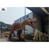 Buy cheap Giant Animatronic Dinosaurs Playground Decoration Mechanical Simulation Dinosaur product