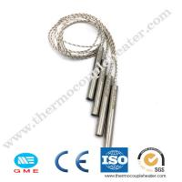 Buy cheap Mold Heating Element Miniature Cartridge Heater With Long Life Service Time product